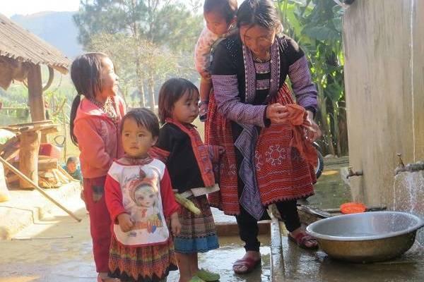 NTM Lai Châu: 95% dân số được sử dụng nước sinh hoạt hợp vệ sinh vào năm 2025