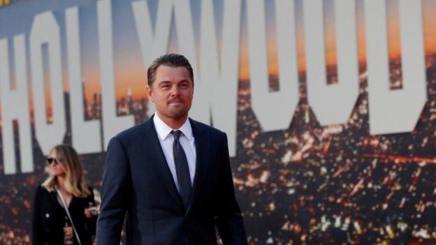 Brazil's Bolsonaro says DiCaprio gave cash 'to set Amazon on fire'