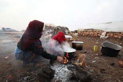 Giao chiến bùng phát dữ dội ở bắc Syria, hàng chục người chết