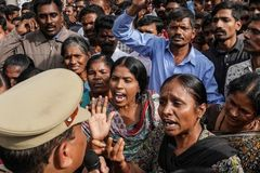 India vet murder: Outrage mounts over Hyderabad rape killing