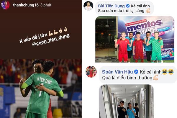 Sao Việt lên tiếng khi Bùi Tiến Dũng nhận sai