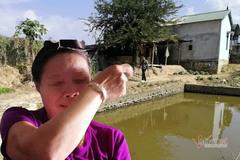 Nước mắt của mẹ Vì Văn Toán sau phiên xử vụ nữ sinh giao gà