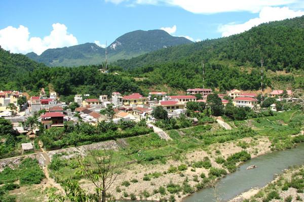 Kinh nghiệm xây dựng nông thôn mới tại huyện vùng biên Quan Sơn