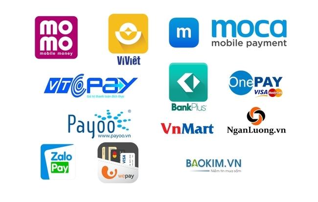 mobile wallet sector,e-wallet,zalopay,moca