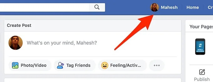 Cách xem lại tất cả những bài viết bạn đã like trên Facebook
