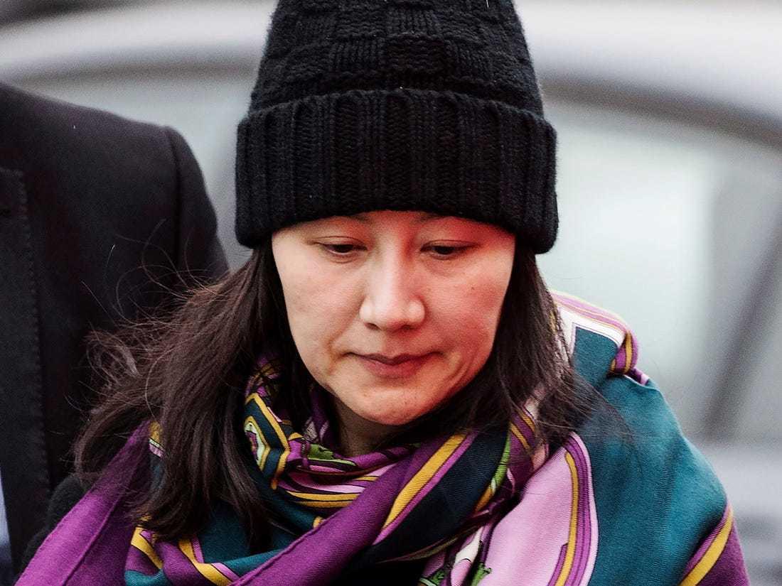 Công chúa Huawei - 'Lá bài' trong thương chiến