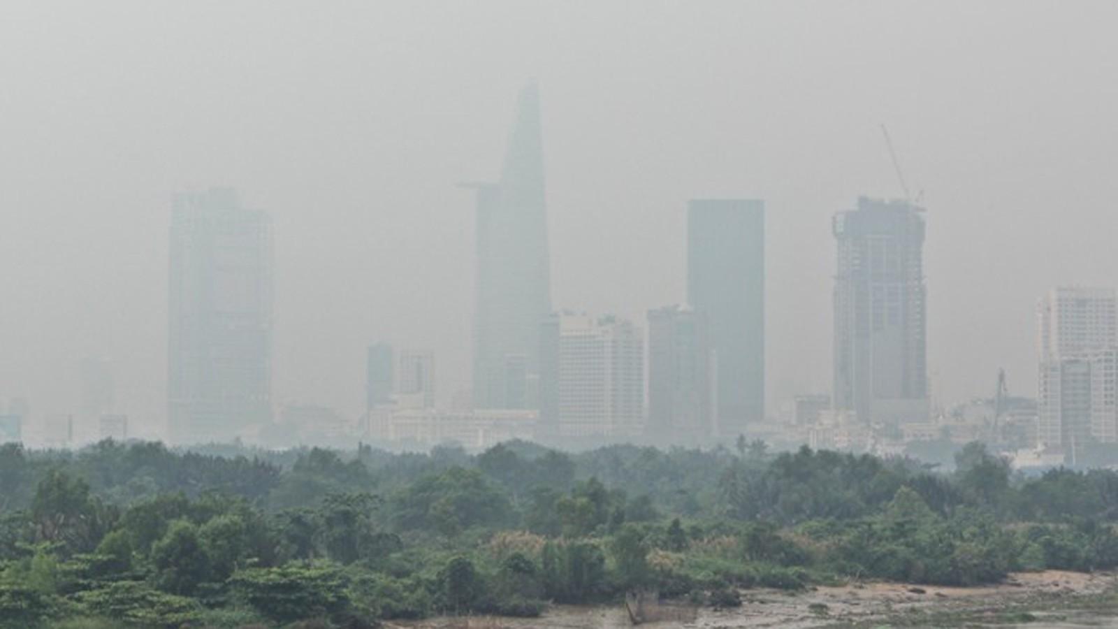 Khủng hoảng nước sạch,ô nhiễm không khí,mùi rác thải,dân cư đô thị năm 2019