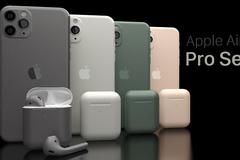 iPhone 2020 sẽ có tai nghe AirPods kèm hộp?