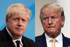 Lí do ông Trump bị Thủ tướng Anh từ chối gặp riêng