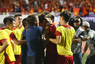 Park Hang-seo proud of Vietnam U22s' fighting spirit