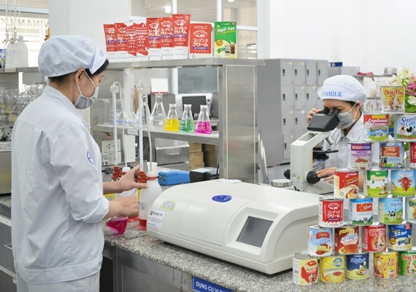 Sữa đặc giúp Vinamilk nhận giải doanh nghiệp xuất khẩu của châu Á 2019