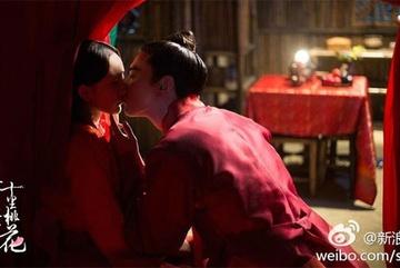 Sự thật đằng sau cảnh hôn trong phim Hoa ngữ