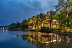Giải mã sức hút của biệt thự đảo Ecopark Grand The Island