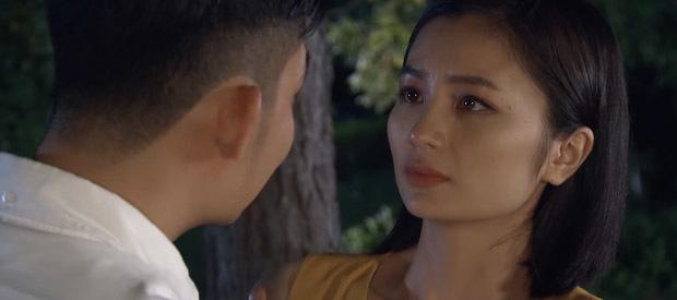 Hoa hồng trên ngực trái tập 35, Khang chính thức nói 'tôi thích chị' với San