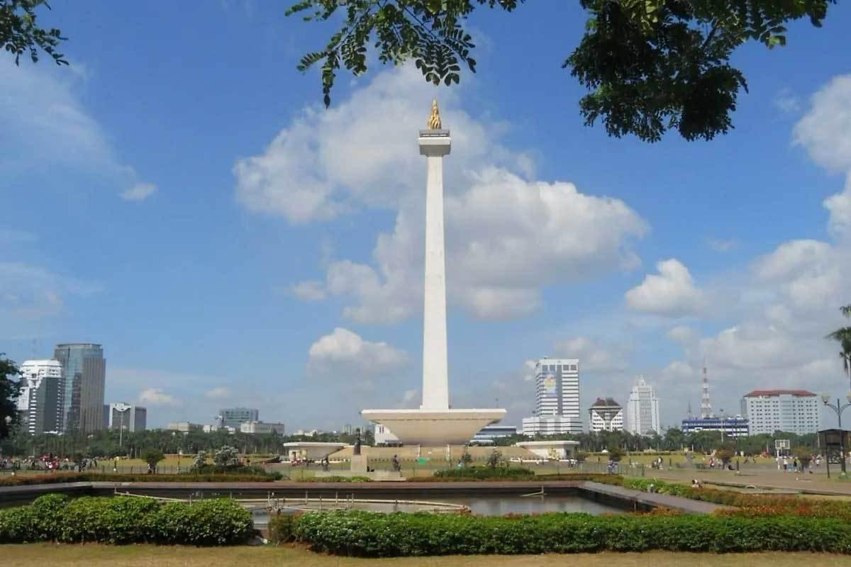 Nổ gần dinh Tổng thống Indonesia