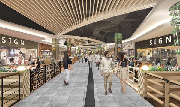 Trải nghiệm mua sắm chuẩn Nhật ở AEON Mall Hà Đông
