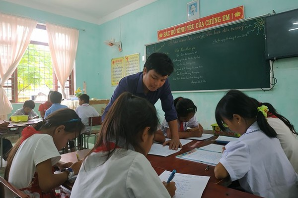 Từ học sinh dốt đến thầy giáo giỏi