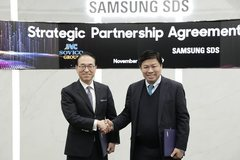 Sovico, Samsung SDS sign deal on digital transformation