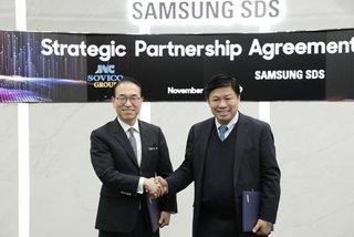 Sovico, Samsung SDS sign deal on digital transformation