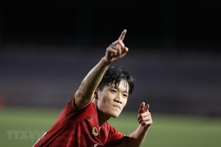 AFF lauds Vietnam's goal in victory over Indonesia