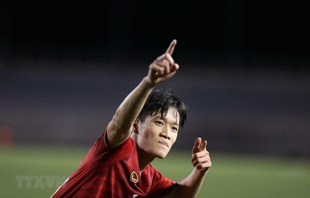 mens football,SEA Games 30,ASEAN Football Federation,Vietnam-Indonesia match,Nguyen Hoang Duc