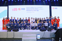 MB từng bước thành công trong chiến lược ngân hàng cộng đồng