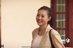 Thanh Hương vui khi được khán giả gọi là nhà báo