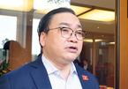 Ông Hoàng Trung Hải: Hà Nội vẫn dùng dịch vụ phần mềm của Nhật Cường