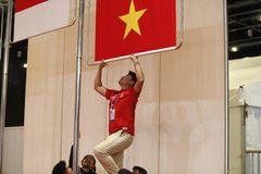 Sự cố hy hữu khiến wushu Việt Nam chưa thể nhận HCV