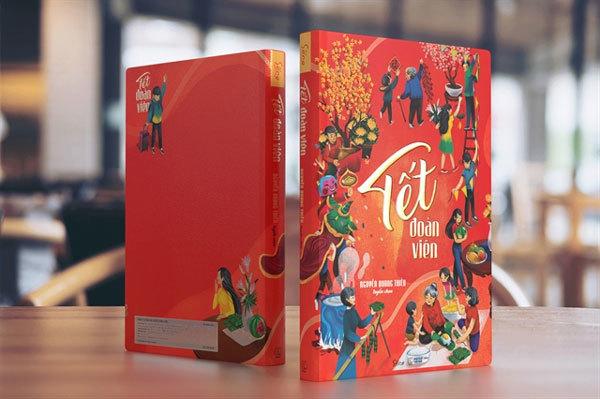 New books celebrating Tet released