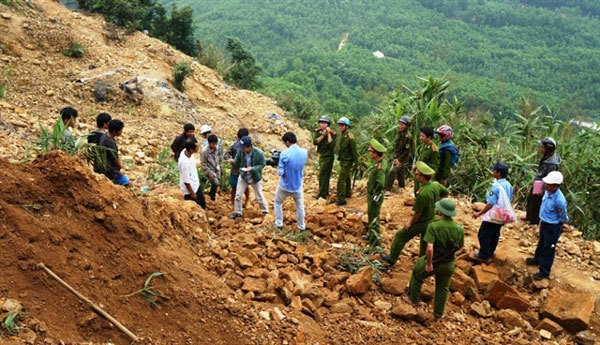 Quang Nam to close Bong Mieu gold mine