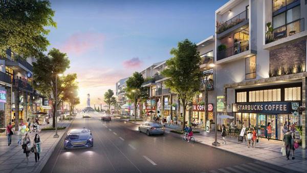 Marine City - Đón sóng đầu tư vào bất động sản nghỉ dưỡng dịp cuối năm