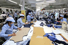 VN garment export target of $40 billion a long shot