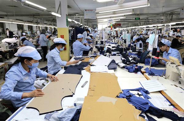 VN garment export target of $40 billion a long shot