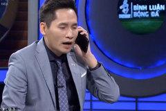 Xôn xao thông tin BTV Quốc Khánh khóa Facebook, bị VTV cấm sóng 2 tháng sau pha bình luận kém duyên về Bùi Tiến Dũng?