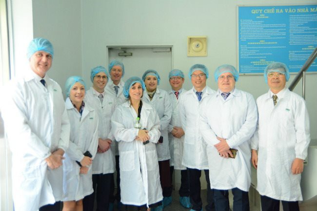 UK transfers innovative vaccine technology to Vietnam