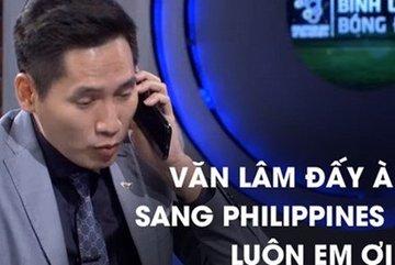 Hành động lạ của BTV Quốc Khánh sau 2 ngày bị chỉ trích 'kém duyên' với Bùi Tiến Dũng trên sóng trực tiếp