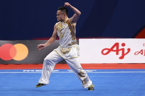 SEA Games 30: Wushu artist brings first gold for Vietnam in 3rd competition day