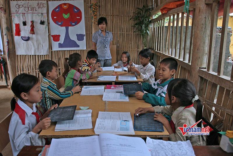 Trẻ em dân tộc thiểu số có thể học tốt hơn nếu được đặt niềm tin