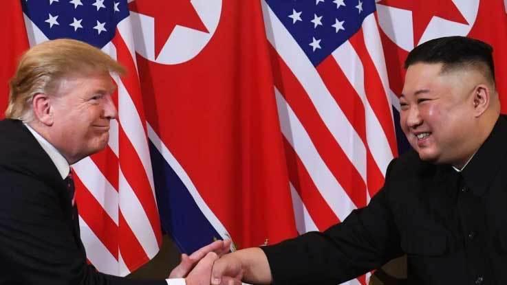 Triều Tiên để Mỹ tùy chọn 'quà Giáng sinh'