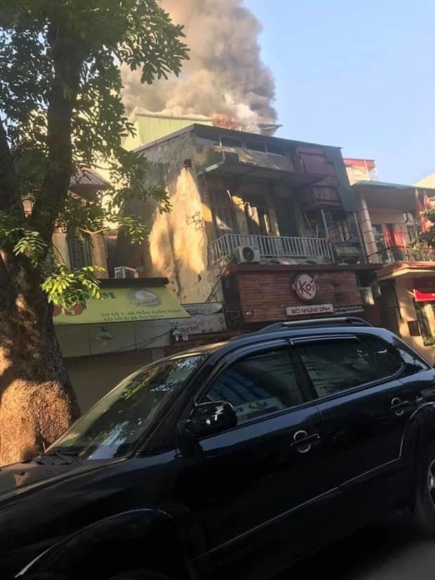 hỏa hoạn,cháy quán karaoke,Hà Nội