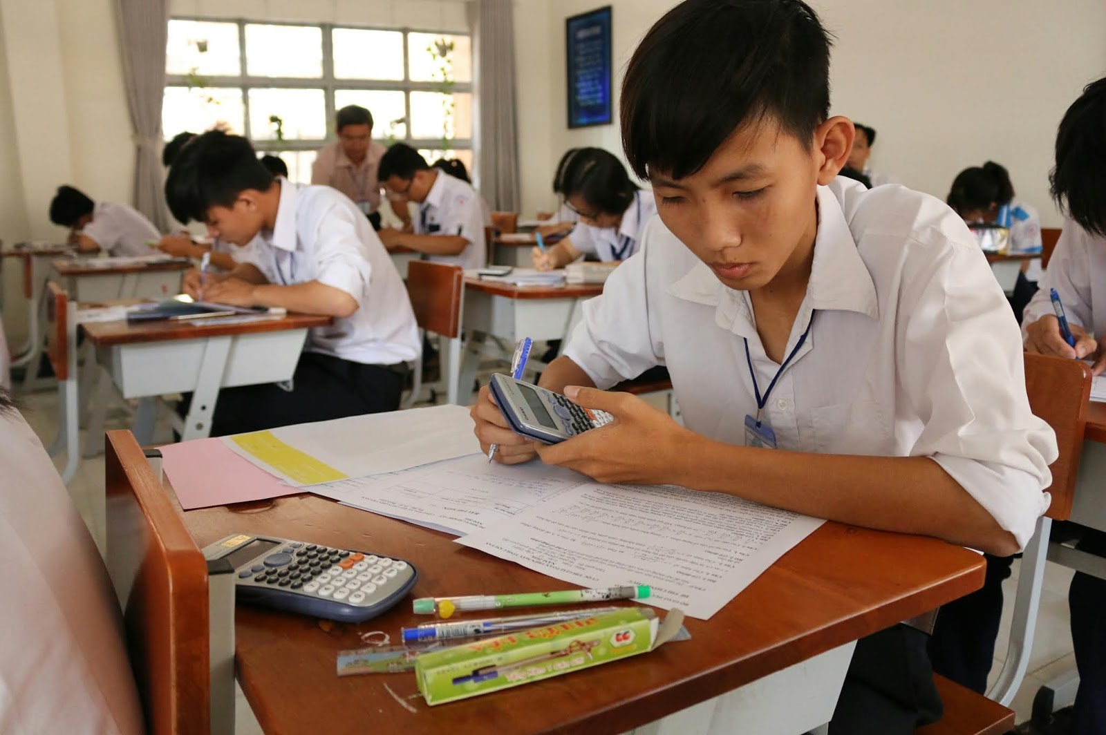Educators say probability, statistics classes at VN general schools are necessary