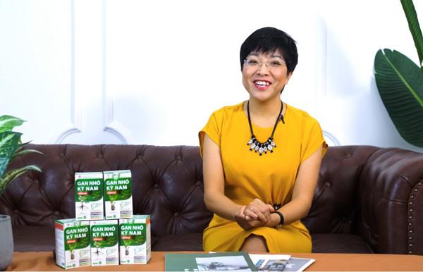 MC Thảo Vân tiết lộ bí quyết bảo vệ gan từ thảo dược