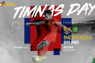 Link xem trực tiếp U22 Indonesia vs U2 Brunei, 19h ngày 3/12