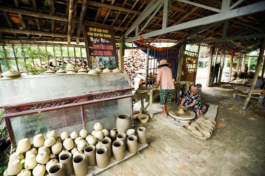 Thanh Ha potter making village,travel news,Vietnam guide,Vietnam tour