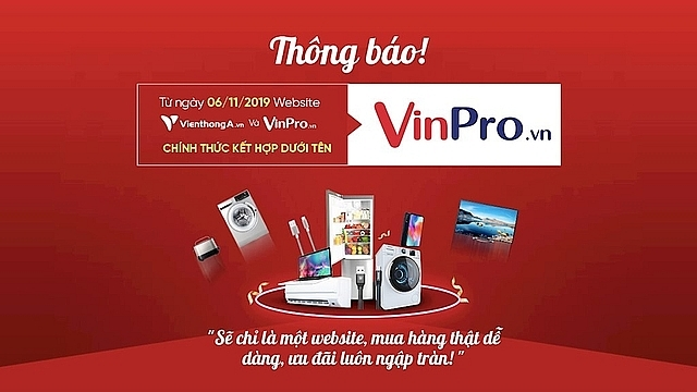Vien Thong A changes name to VinPro