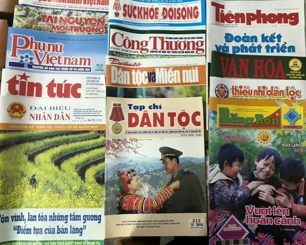 Báo chí góp phần nâng cao nhận thức cho đồng bào DTTS