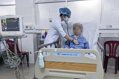 Cụ bà 80 tuổi ở Cần Thơ suýt mất mạng vì khối u tim