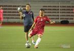 U22 Việt Nam 0-0 U22 Singapore: Bùi Tiến Dũng dự bị (H1)