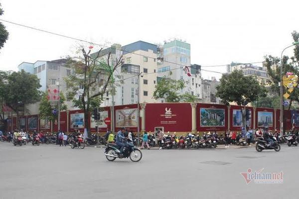 Hà Nội,Khung giá đất